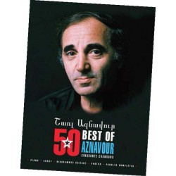 BEST OF AZNAVOUR 50 CHANSONS