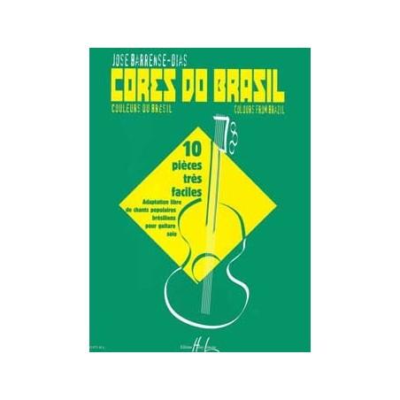 CORES DO BRASIL (COULEURS DU BRÉSIL)