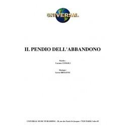 IL PENDIO DELL'ABBANDONO