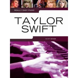 REALLY EASY PIANO TAYLOR SWIFT