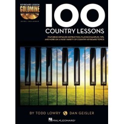 100 COUNTRY LESSONS...