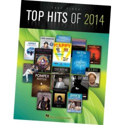 TOP HITS OF 2014 EASY PIANO...