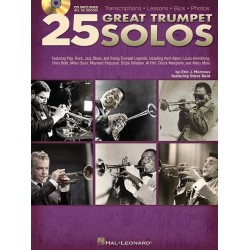 25 GREAT TRUMPET SOLOS...