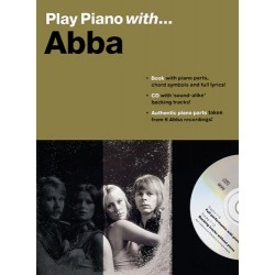 PLAY PIANO WITH ABBA (+CD)