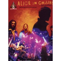 ALICE IN CHAINS ACOUSTIC (TAB)