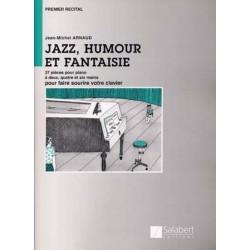 JAZZ, HUMOUR ET FANTAISIE (PIANO)