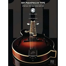 101 MANDOLIN TIPS...