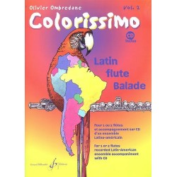 COLORISSIMO VOLUME 2 (+CD)
