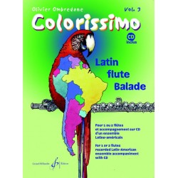 COLORISSIMO VOLUME 3 (+CD)