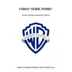 VIDEO SERIE NOIRE