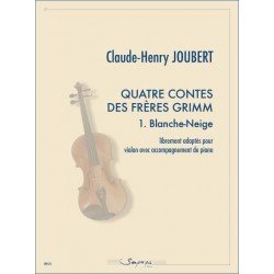 1. BLANCHE NEIGE (4 CONTES...