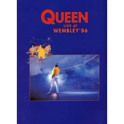 Songbook QUEEN LIVE AT WEMBLEY 86