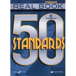 50 STANDARDS REAL BOOK