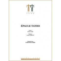 EPAULE TATOO