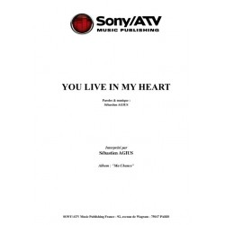 YOU LIVE IN MY HEART