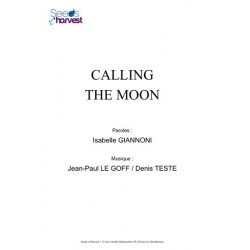 CALLING THE MOON