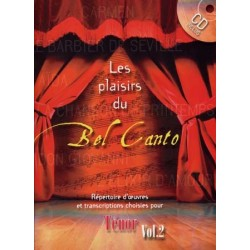 BEL CANTO TENOR VOL.2 (+ CD)