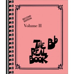 THE BB REAL BOOK - VOLUME...