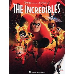 Songbook THE INCREDIBLES