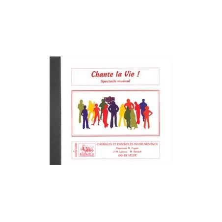 CD CHANTE LA VIE !