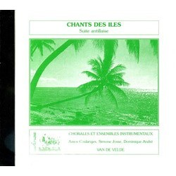CD CHANTS DES ILES
