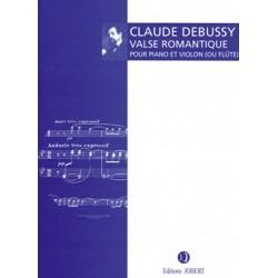 VALSE ROMANTIQUE (Flute ou...
