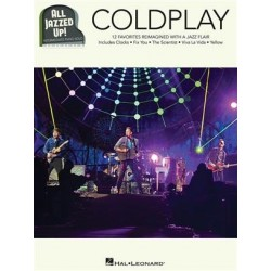 ALL JAZZED UP! COLDPLAY 12...