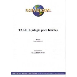 TALE II (ADAGIO POCO FEBRILE)