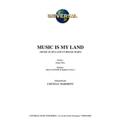 MUSIC IS MY LAND