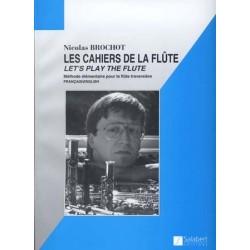 LES CAHIERS DE LA FLÛTE VOL.1 (cahier 1 à 4)