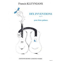10 INVENTIONS OP.76