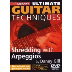 ULTIMATE GUITAR - SHREDDING WITH ARPEGGIOS