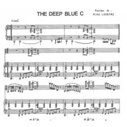 THE DEEP BLUE C