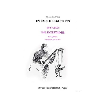 THE ENTERTAINER - L'ARNAQUE