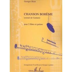 CHANSON BOHÈME