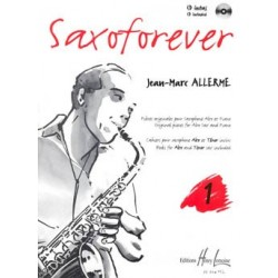 SAXOFOREVER VOL.1 (+CD)