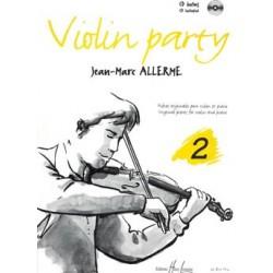 VIOLIN PARTY VOL.2 (+CD)
