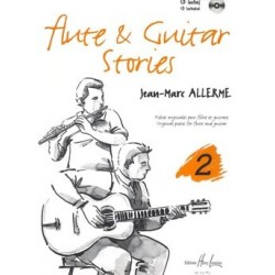 FLUTE AND GUITAR STORIES...