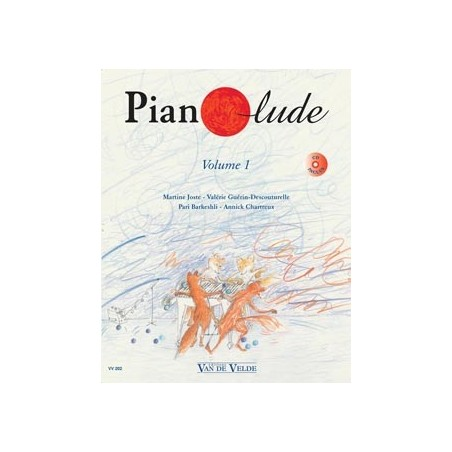PIANOLUDE VOL.1 (+CD)