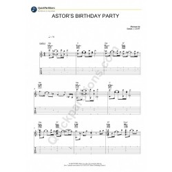 ASTOR'S BIRTHDAY PARTY (BO...