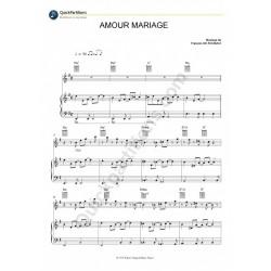 AMOUR MARIAGE (LES...