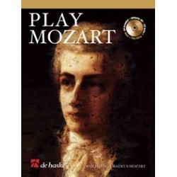 PLAY MOZART Clarinette (+ CD)