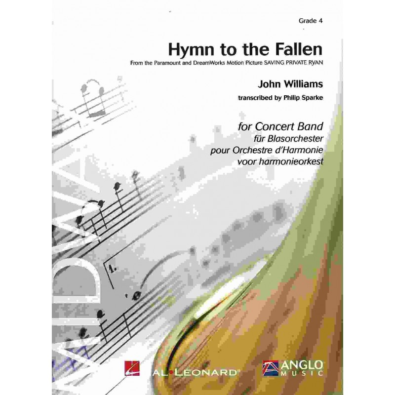 HYMN TO THE FALLEN (Brass Band)