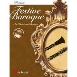 FESTIVE BAROQUE CLARINET Robert van Beringen