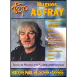 Partition TOP HUGUES AUFRAY