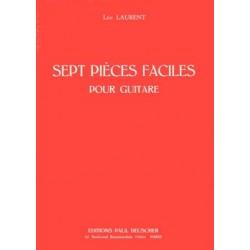 7 PIÈCES FACILES (+CD)