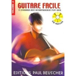GUITARE FACILE VOL.1 (+CD)