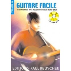 GUITARE FACILE VOL.2 (+CD)