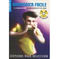 HARMONICA FACILE VOL.2 (+CD)