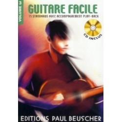 GUITARE FACILE VOL.3 (+CD)